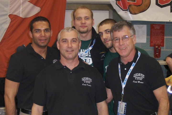 2007 NCAA Nationals Gus Barrios_Rich Karban_Jakub Dobies_Chris Dalman_Wally Morton.jpg