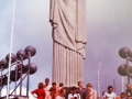 1982-rio trip team at Christ the Redeemer.JPG
