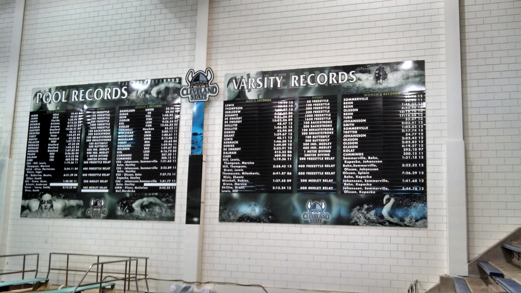 new record board