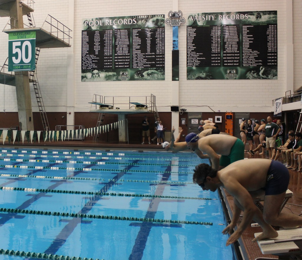 New Record boards backrop a fast start