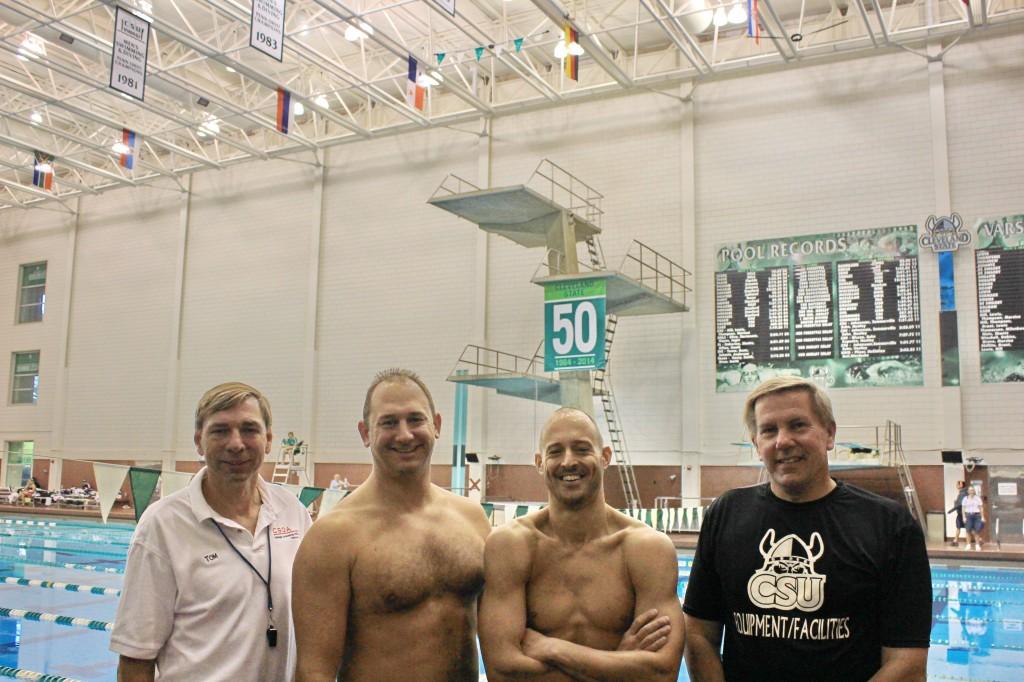 Tom, Chris, Jim and Mike