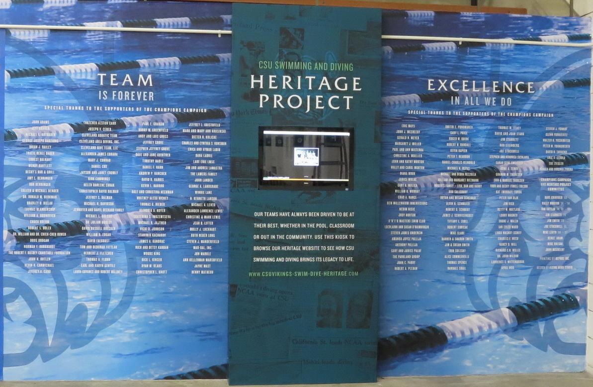 Heritage Corner Donors