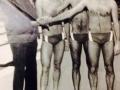 1977-Coach Busbey-Jim Smith-Ron Barrick-Jim Fedor-.jpg