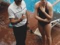 1988-Becky (Thiel) Tolson - Lorry Wagner 1988.jpg